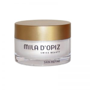Mila D'Opiz Skin Refine Intense Repair Cream with soft peeling effect