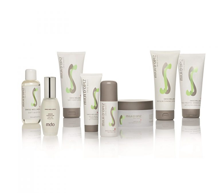 Mila D'Opiz Swiss Wellness Body Line